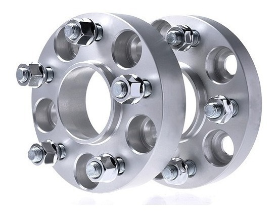 2 Espaçador De Roda 5x100 5x112 5x114 5x120 5x139 Alumínio