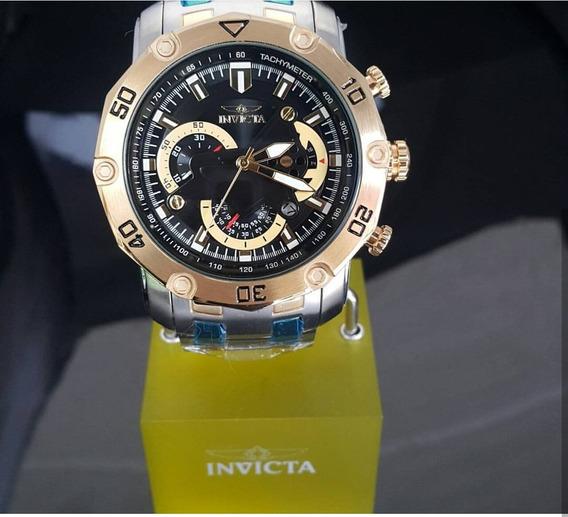 Relógio Invicta Pro Diver 22768 18k