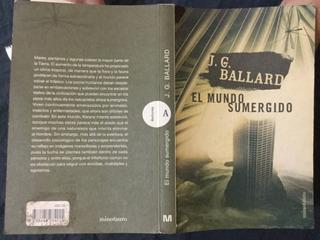 El Mundo Sumergido. J. G. Ballard