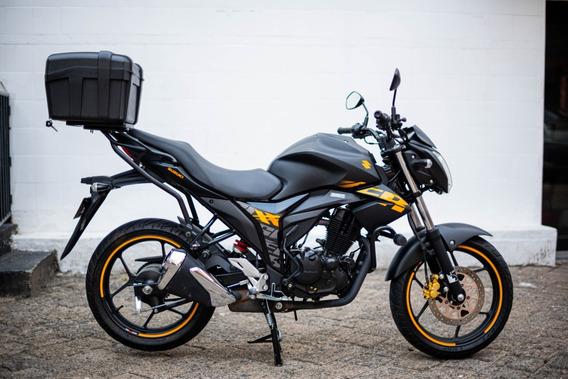 Suzuki Gixxer 155cc / 2019 / Único Dueño / Soat Y Tcm Agosto