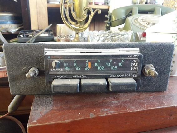 Rádio Antigo Para Carro Bosch