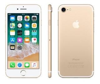 iPhone 7 32gb Dourado Gold Anatel Lacrado Nota Fiscal