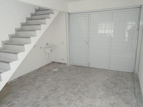 Conjunto Em Vila Alice (vicente De Carvalho), Guarujá/sp De 80m² 2 Quartos À Venda Por R$ 260.000,00 - Cj404134