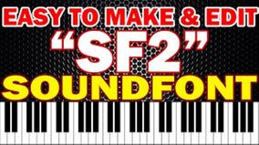 Soundfonts Sf2 Mega Pack Os Melhores Sons