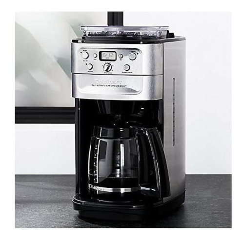 Cuisinart Dgb-700bc Máquina De Café Para Moler Y Preparar 12