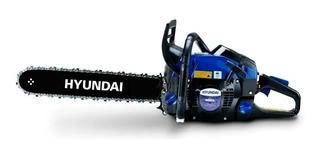 Motosierra Hyundai 72cc 4.3hp 24 Cadena Oregon - Sti