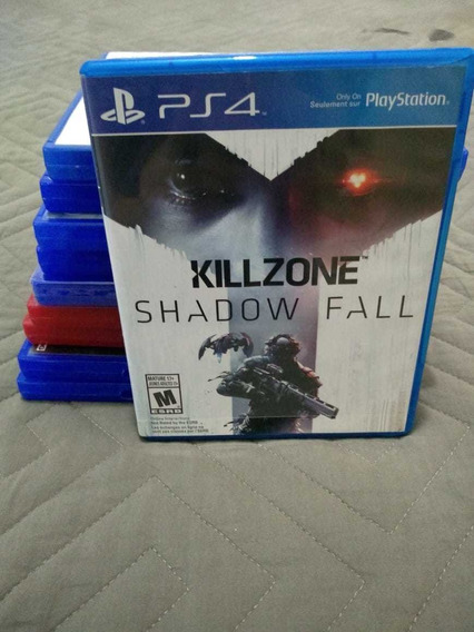 Killzone Shadow Fall Ps4 Midia Fisica