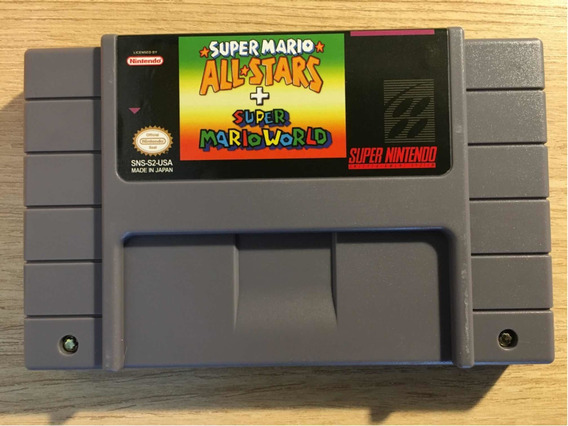 Super Mario Allstar + Super Mario World!! Salvando