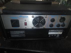 Cabecote Amplificador Contra Baixo Ampeg Pra Sair Rapido