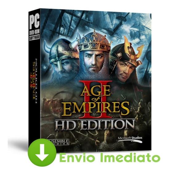 Age Of Empires 2 Hd Pc Em Português Estrategia Envio 2019