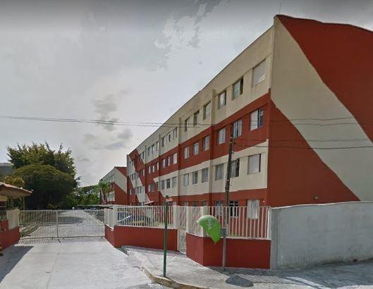 Apartamento Em Parque Industrial, São José Dos Campos/sp De 48m² 2 Quartos À Venda Por R$ 112.966,42 - Ap345046
