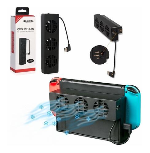 Ventilador Usb Enfriador 2 Velocidades Para Nintendo Switch