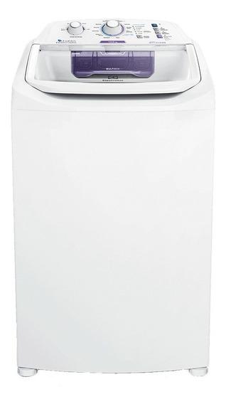 Lavadora de roupas automática Electrolux Turbo Economia LAC11 branca 10.5kg 110V