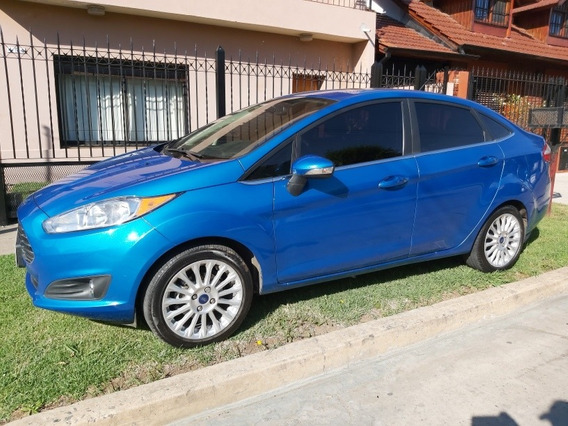 Ford Fiesta Kd 1.6 Titanium Powershift Sedan