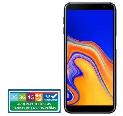 Smartphone Samsung J6 Plus Negro Liberado