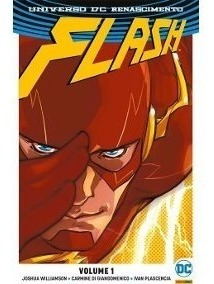 Hq Flash Vol 1 Dc Renascimento