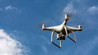 Drone Dji Phantom 4 Con Dos Baterias