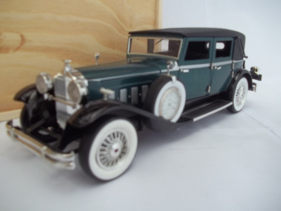 Packard 1930 - Escala 1/18 -signature Models- Leia Descricao