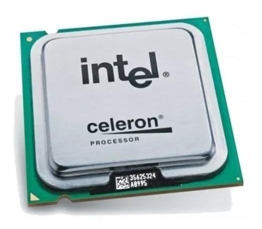 Processador Intel Celeron D 336 2.8ghz/256/533 Socket 775