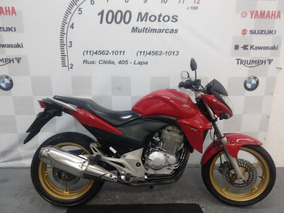 Honda Cb 300 R 2015 Otimo Estado Aceito Moto