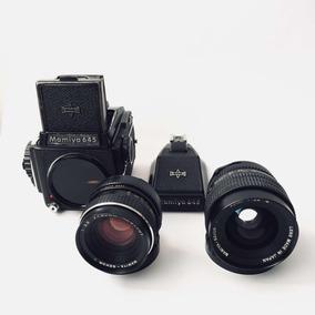 Câmera Mamiya M 645
