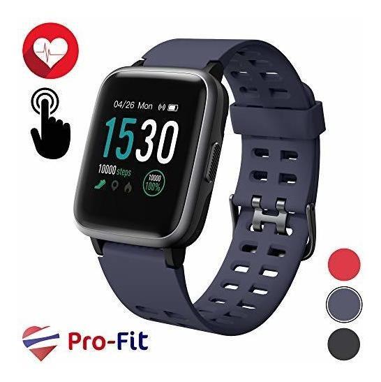 Pro-fit Inspire Veryfitpro Reloj Inteligente Ip68 Impermeabl