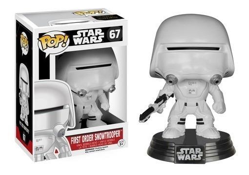 Funko Pop Star Wars Force Awakens First Order Snowtrooper