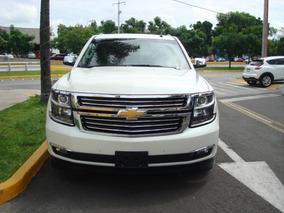 Chevrolet Tahoe 5.3 Ltz V8 4x4 At 2015 Blanco