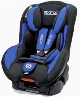 Butaca Silla Auto Bebe Sparco F500k 0 A 18kg 12 Cuotas Nolin