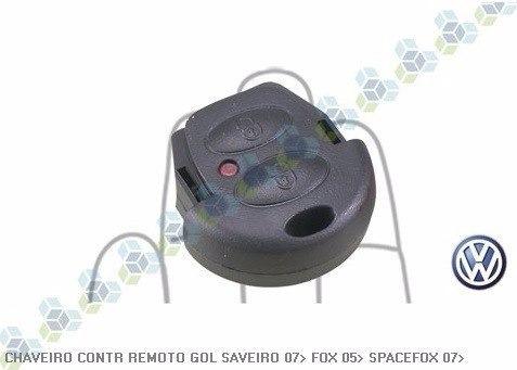 Chaveiro Controle Remoto Alarme Spacefox 07/...