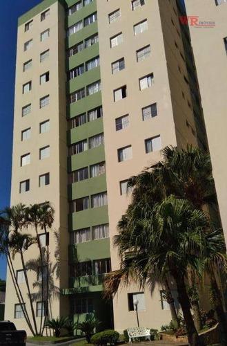 Imagem 1 de 15 de Apartamento Com 2 Dormitórios À Venda, 59 M² Demarchi - São Bernardo Do Campo/sp - Ap3480