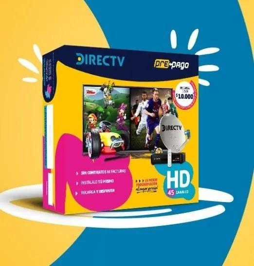 Decodificador Directv Hd Prepago Colombia