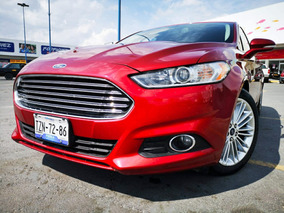 Ford Fusion 2.0 Se Luxury Plus At 2016
