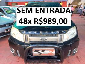 Ford Ecosport 2.0 Xlt Flex - Sem Entrada 48x R$989,00