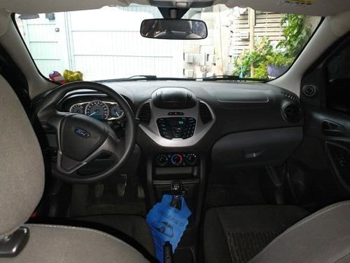 Ford Ka 2018 1.0 Se Tecno Flex 5p