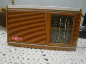 Rádio Motoradio 3 Faixas , Funcionando , Ler Descrição