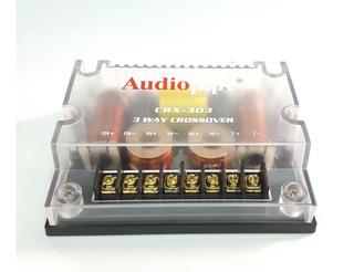 Audiopipe 3 Vias Cruce Crx-303 300 Vatios