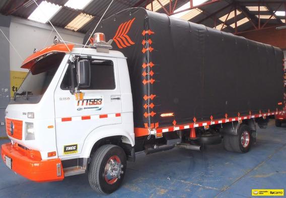 Camión Estacas Worker 9.150