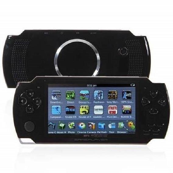 Video Game Portátil 10mil Jogos Player Mp3 Mp4 Mp5 Pmp E82