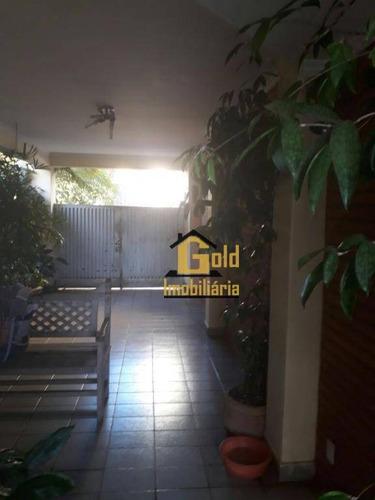 Casa Com 2 Dormitórios À Venda, 125 M² Por R$ 466.400,00 - Jardim Macedo - Ribeirão Preto/sp - Ca0638