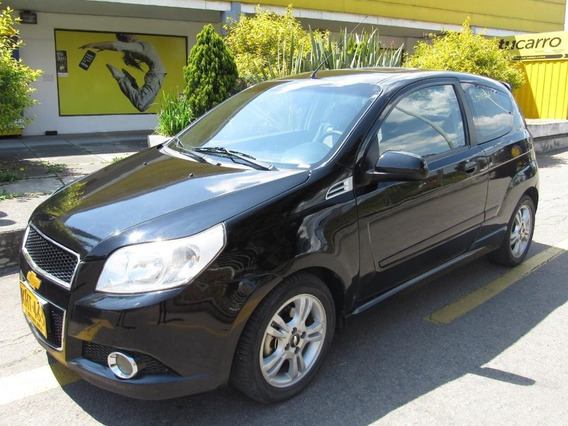 Chevrolet Aveo Emotion Gti Full Equipo 1.6 Mecánico Coupé