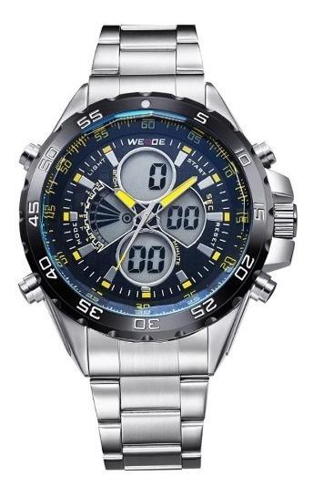 Relógio Masculino Weide Anadigi Wh-1103