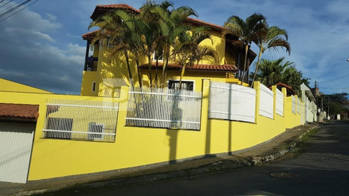 Imagem 1 de 15 de Casa Para Venda Em Arujá, Chácara São José, 4 Dormitórios, 1 Suíte, 3 Banheiros, 4 Vagas - Ca0271_1-1941726