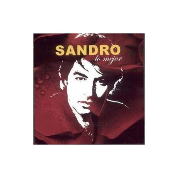 Sandro Lo Mejor Cd Nuevo
