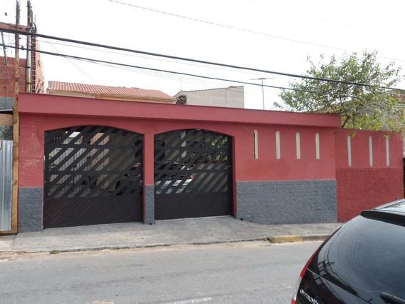 Casa Com 4 Dorms, Paulicéia, São Bernardo Do Campo - R$ 585 Mil, Cod: 2742 - V2742