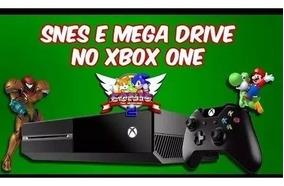Emulador Super Nintendo Para Xbox One +1000 Jogos - Imediato
