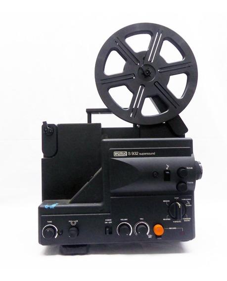 Projetor De Filme Eumig S932 No Estado - Leia Descrição
