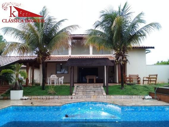 Casa Em Condomínio Para Venda/locação - Ca00300 - 33417467
