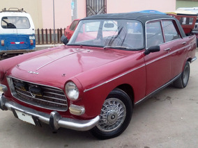 Peugeot 404 Año 1962