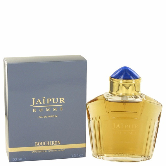 Perfume Boucheron Jaipur Masculino 100ml Eau De Parfum - Original